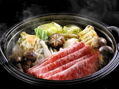 All-you-can-eat Sukiyaki