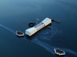 2012 USS Arizona Memorial Image from the air