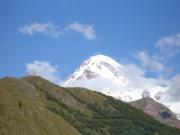 カズベク山