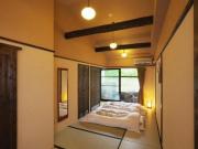 品の木 【本棟】2階露天風呂付和室