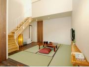 品の木 【別邸】露天風呂・ロフト付ツイン和室