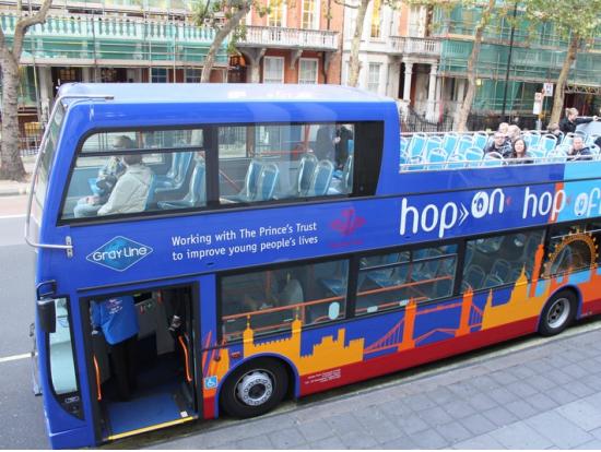 Golden Tours Hop On Hop Off London Times