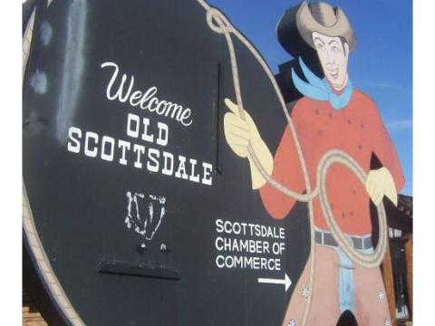 スコッツデール発観光ツアー