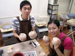 うづま陶芸教室 ウェディング04