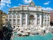 Roma font trevi