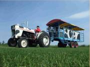 トラクターで大草原周遊