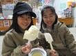 アイスクリーム試食