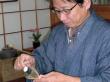 翠華園 茶杓作り体験03