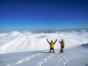 旭岳山頂コース04