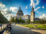 Oculus - an Eye into St Paul's. Permanant film exhibition at St Paul's Cathedral