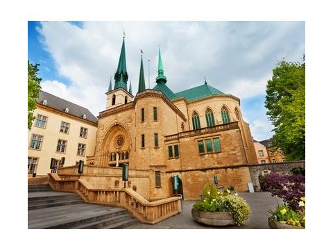 Abbey de Neumunster