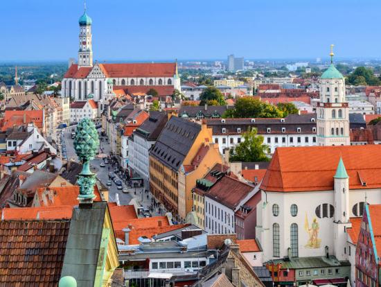Augsburg Vs Frankfurt