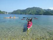 Sea Kayaking on Tsushima Island