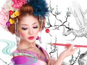 Spice up your kimono style photos