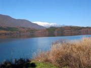 秋の青木湖2