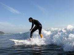 サーフィン楽しもう