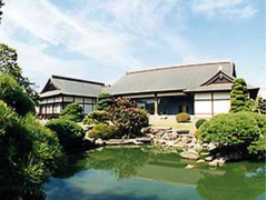 旧徳島城表御殿庭園