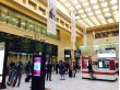 ブリュッセル中央駅 チケット売り場前