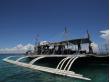 Nalusuan Pandanon Island Hopping on Banca Boat