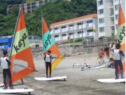 Kaya ウィンドサーフィン05