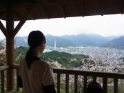 熊野古道伊勢路・馬越峠エコツアー9