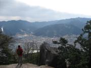 絶景の天狗倉山と熊野古道馬越峠3
