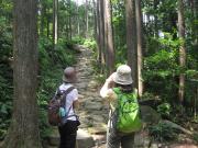 絶景の天狗倉山と熊野古道馬越峠5