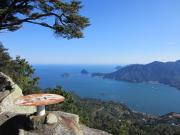 絶景の天狗倉山と熊野古道馬越峠8