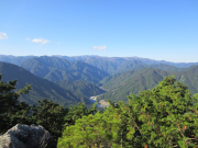 絶景の天狗倉山と熊野古道馬越峠10