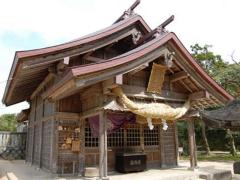 白兎神社・白兎砂像