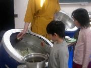 金平糖作り