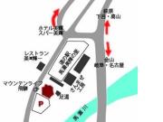 マウンテンライフ飛騨地図