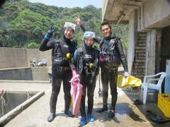 ダイビング4