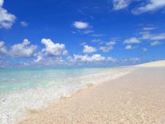 美しい沖縄の海をご堪能ください