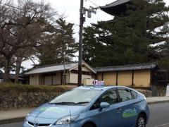 服部タクシー2