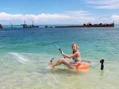 Clear Kayak Wrecks