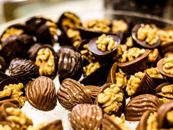 Belgian Chocolate Walking Tour