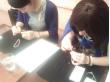 腕輪念珠作り (3)