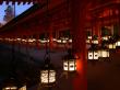 万燈籠(回廊)