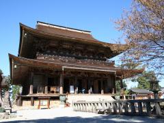 蔵王堂(国宝)