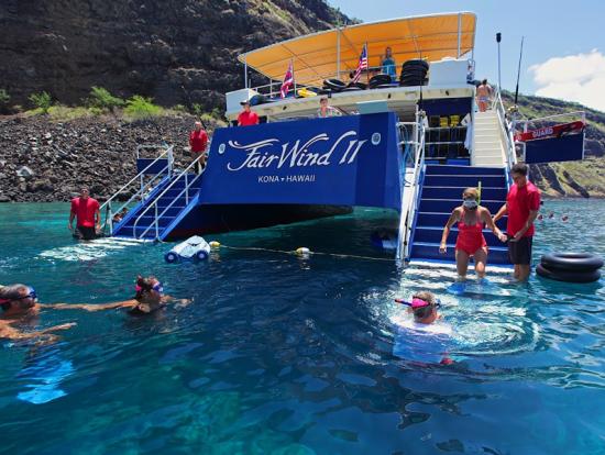 Kona Big Island Snorkeling