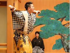 日本の伝統文化の1つである「狂言」