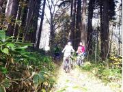 野幌森林公園MTB4