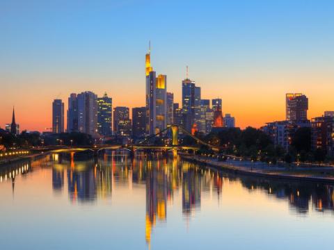 River Main Frankfurt Top Attractions Frankfurt Tours - Frankfurt river