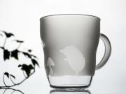 04マグカップ体験-ハリネズミ