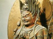 西大寺 秘仏愛染明王像