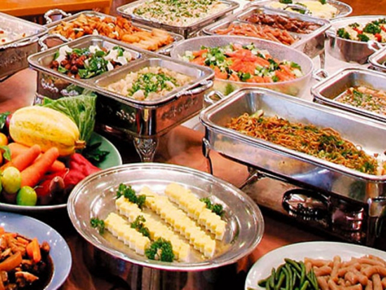 Special japanese and western cuisine lunch buffet at for Asian and western cuisine