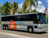 Motorcoach Silver MCI 102 Series