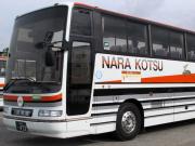 Nara tour bus