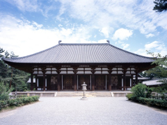 唐招提寺(写真提供:奈良県ビジターズビューロー)